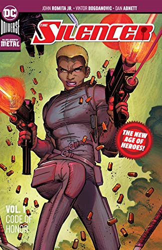 The Silencer Vol. 1: Code of Honor (New Age of Heroes) -