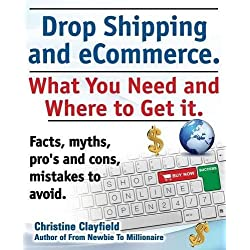 Drop Shipping and Ecommerce, What You Need and Where to Get It. Dropshipping Suppliers and Products, Ecommerce Payment Processing, Ecommerce Software