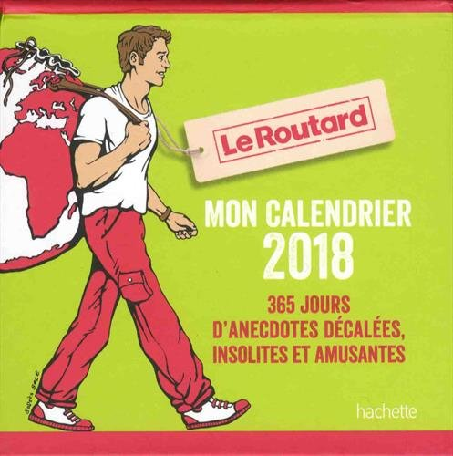 Ephmride Routard 2018