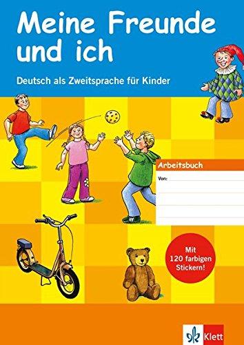 Arbeitsbuch mit Stickern por Traudel Sieber