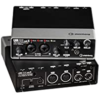 Steinberg UR22mkII 2.0channels USB - Tarjeta de sonido (2.0 canales, 24 bit, USB, Windows 10 Education,Windows 10 Education x64,Windows 10 Enterprise,Windows 10 Enterprise..., Mac OS X 10.10 Yosemite,Mac OS X 10.11 El Capitan,Mac OS X 10.7 Lion,Mac OS X 10.8 Mountain...)