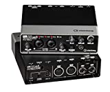 Steinberg UR22 MKII Interface audio inkl pour iPad Noir