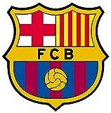 FC BARCELONA - Football Club Crest Logo Wall Poster Print - 30CM X 43CM Brand New La Liga