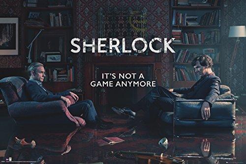 GB eye Ltd Sherlock, Rising Tide, Maxi Poster, 61x 91,5cm, vari