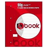 quablock Maxi Rebook 90gr 1rigo 40feuilles renforcé Cod. 3924