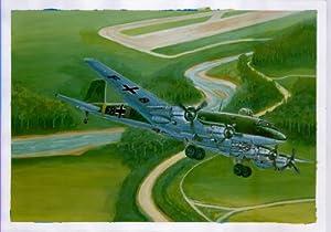 Trompetista 1:72 - Modelo Plano Focke-Wulf Fw 200C-9 Cóndor (Tru01638)