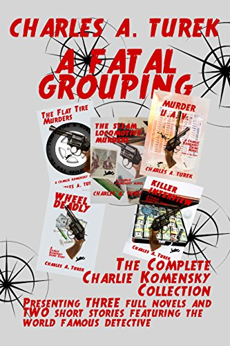 free kindle book A Fatal Grouping (A Charlie Komensky Collection)