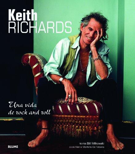 Keith Richards. Una Vida De Rock And Roll