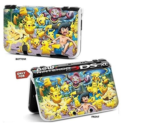 cartoon-pikachu-pokemon-world-hard-protective-case-cover-for-nintendo-new-style-3ds-xl