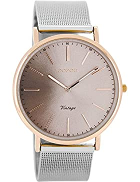 Oozoo Damen-Armbanduhr C8158