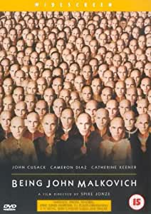 Being John Malkovich (Widescreen) [UK-Import]