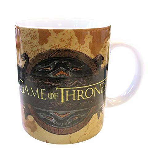 Taza You Win Or You Die 460 ml