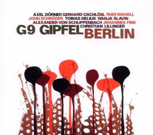 G9 Gipfel - Berlin