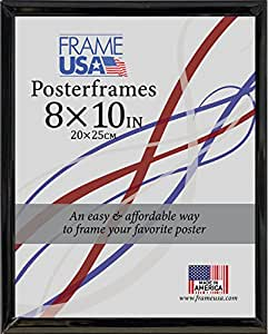 Isorel Poster-Cadre photo-Dimensions :  8 x 10 cm-Couleur :  Noir