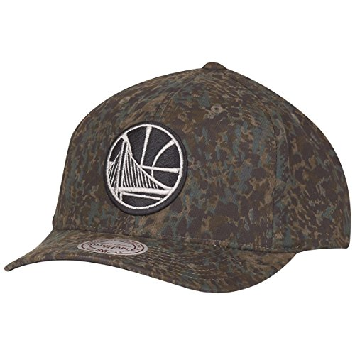 Mitchell & Ness Snapback Cap - CAMO Golden State Warriors