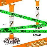 ACME Pylons zoopa Race Tubes SixPack