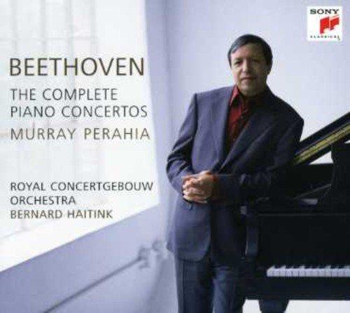 Beethoven: Klavierkonzerte 1-5