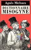 Telecharger Livres Dictionnaire misogyne (PDF,EPUB,MOBI) gratuits en Francaise