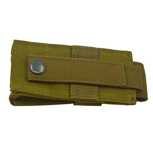 Beetest-Taktische Tasche Taschenlampe Gürtel Tasche Hängende Pouch style 1