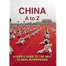 China A-Z by Kai Strittmatter (2006-11-30)