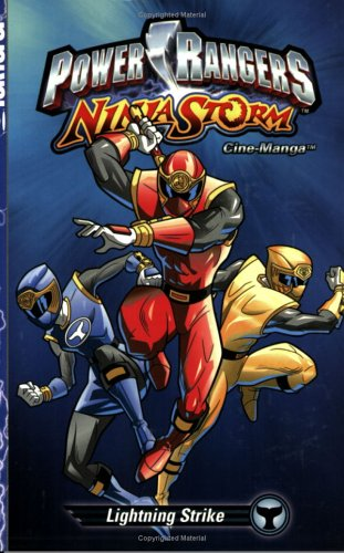 Power Rangers Ninja Storm, Vol 2: Lightning Strike