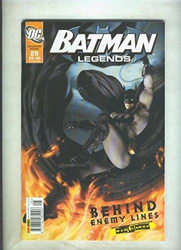 Batman Legends volumen 1 numero 25