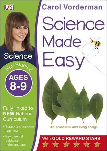Science Made Easy Ages 8-9 Key Stage 2 (Made Easy Workbooks)