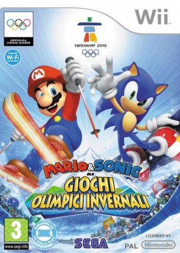 Zoom IMG-2 mario sonic ai giochi olimpici