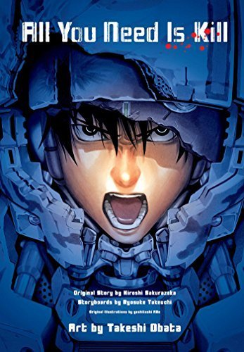 All You Need is Kill (manga): 2-in-1 Edition by Takeuchi, Ryosuke(November 4, 2014) Paperback
