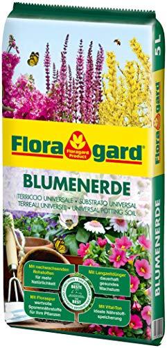 Floragard  <strong>Bestandteile</strong>   Grünschnittkompost
