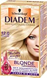 Diadem Seiden-Color-Creme Blonde Sensation, 12.0 Lichtblond, 3er Pack (3 x 142 ml)