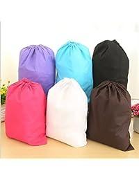 44baf3317e66 Amazon.in: Grey - Shoe Bags / Travel Kits & Organizers: Bags ...