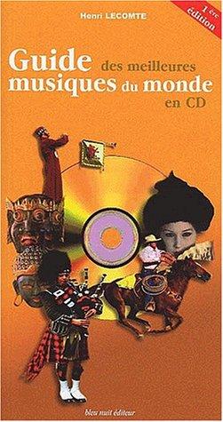 Guide des meilleures musiques du monde en CD