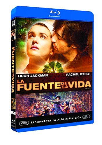La Fuente De La Vida - Bd [Blu-ray]
