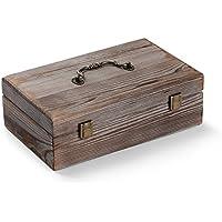 Holz ätherischen Ölen Fall 25Slots 384doterra Etiketten + Öl Schlüssel Öffner + 12Tropfenform   natur Aromatherapie... preisvergleich bei billige-tabletten.eu