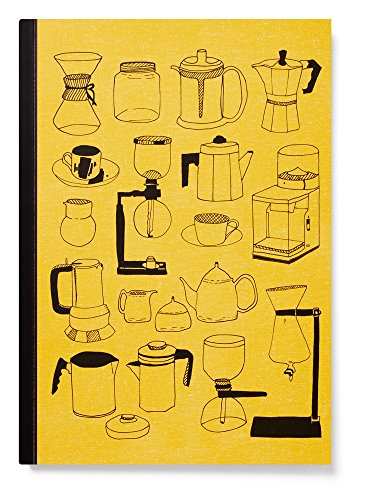 arteum-cahier-de-texte-yellow-coffee-tea-blank-pages-jaune
