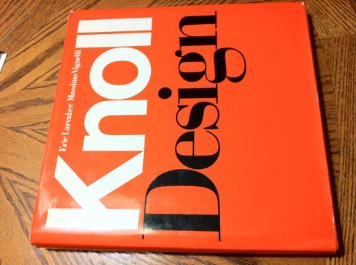 Knoll Design by Eric Larrabee (1990-07-01)