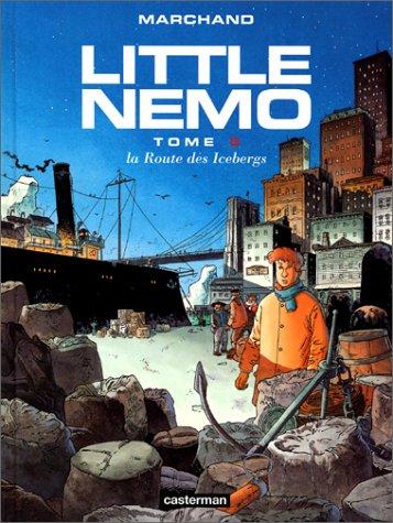 Little Nemo, tome 3 : La Route des icebergs