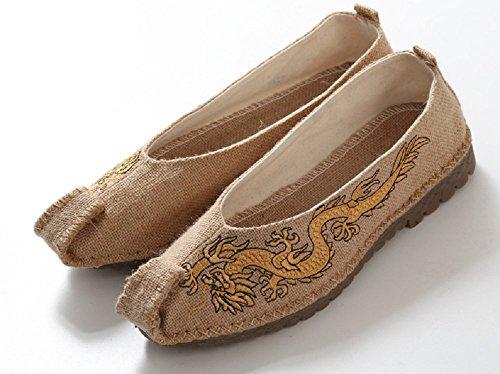 Tianrui Crown , Mocassins pour homme beige beige Beige