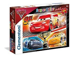 Clementoni 23706 Puzzle Puzzle - Rompecabezas (Puzzle Rompecabezas, Dibujos, Niños, Cars 3, Niño/niña, 4 año(s))