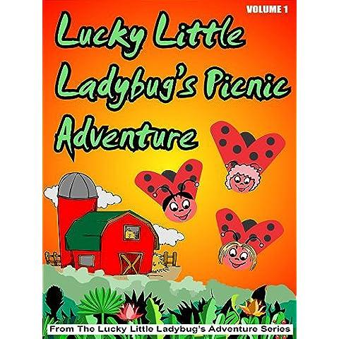 Lucky Little Ladybug's Picnic Adventure (Lucky Little Ladybug's Adventures Book 1) (English Edition)