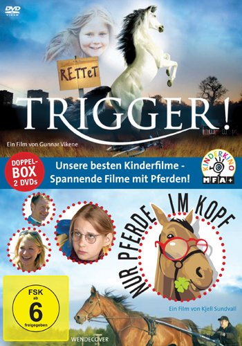 Ascot Elite Home Entertainment GmbH Rettet Trigger! / Nur Pferde im Kopf (Doppelbox) [2 DVDs]