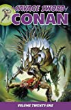Savage Sword of Conan Volume 21