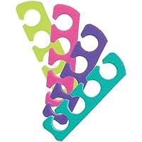 Asien Finger oder Toe Separators sortierte Farben 12pcs preisvergleich bei billige-tabletten.eu
