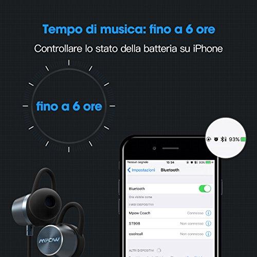 Mpow-Auricolari-IPX7-Magnetico-Bluetooth-41-Cuffie-Magnetico-Bluetooth-Auricolari-Magnetico-Stereo-Wireless-Sport-Auricolari-Magnetico-per-Lesecuzione-Jogging-Allenamento-per-iPhone-88X77-Plus-6s-plus