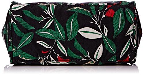 Kipling Amiel Sac Bandoulière, 45 cm Multicolore (Latin Flower Pr_32L)