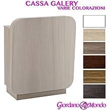 BANCO RECEPTION DA CASSA NEGOZIO (VARIE COLORAZIONI) PROFESSIONALE GALERY