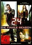 24 - Season 8: Die finale Season (6 Discs, Uncut Version)
