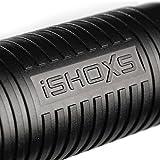 iSHOXS Action-Cam Hand-Stativ für emüdungsfreies Filmen - iSHOXS Aqua Handle - SCHWIMMER JETZT MIT STYROPOR-INNENKERN, BOBBER UNSINKBAR AUCH MIT INTEGRIERTER GO-PRO - Schwarz -