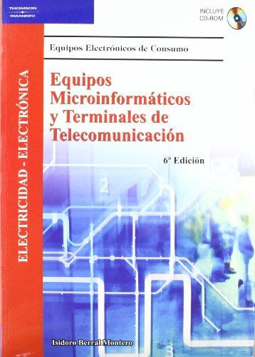 Equipos microinformáticos y terminales de telecomunicación por ISIDORO BERRAL MONTERO